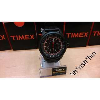 Timex Men's Expedition Watch, 50 Meter 防水, Indiglo夜光, Date日期, T49920