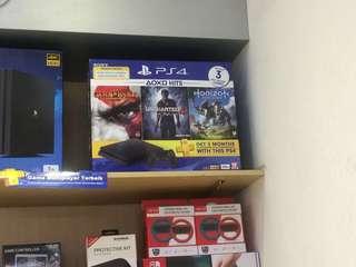 PS4 hits 2 bundle