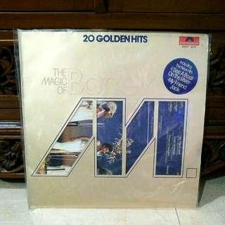Lp...Vinyl...Boney M - 20 Golden Hits