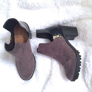 ZARA ankle Boots with Heels