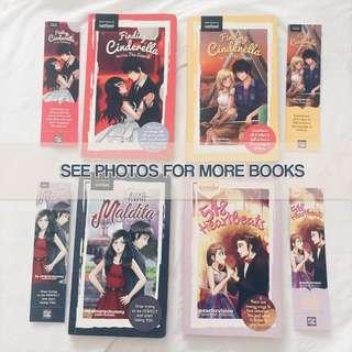 Pop Fiction • Wattpad Books