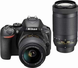 Nikon 5600 Bunde