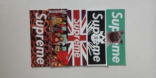 🚚 Supreme stickers for Luggage/Laptops