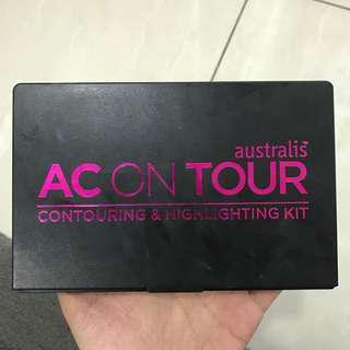 Ac On Tour Contour&Highlighting Kit