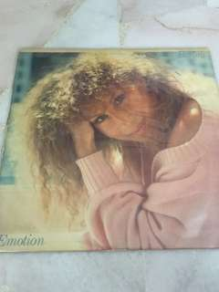 Barbra Streisand Emotion LP