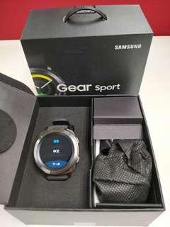 Samsung Galaxy Gear Sport R600 99%new full set