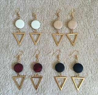 Earrings: Justine