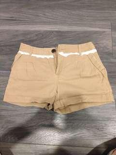 Cache Cache Brown Shortpants