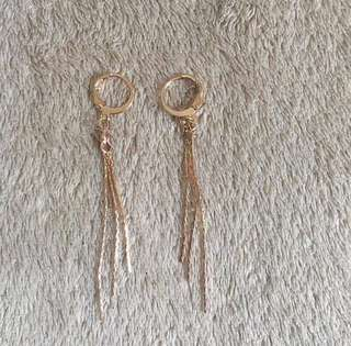 Earrings: Angela