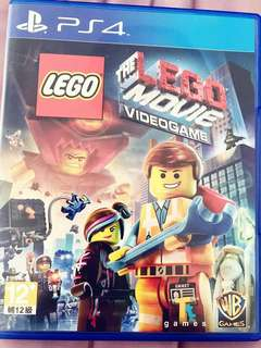 Two Lego PS4 Game