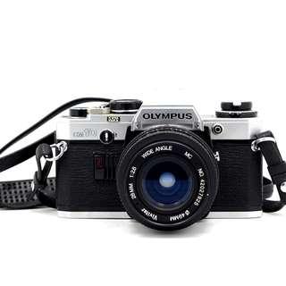 Olympus OM-10 Film SLR Camera