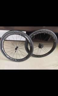 Campagnolo bora one 50 carbon wheels