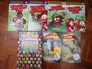 Pokémon Collectors Books Set