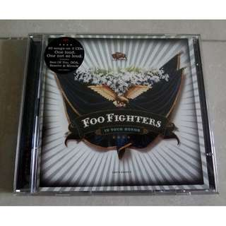 Foo Fighters 2 CD In Your Honor