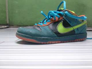 DIJUAL NIKE SB DUNK LOW ORIGINAL (SECOND)