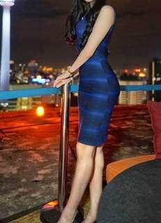 Bodycon Dress by Dressing Paula