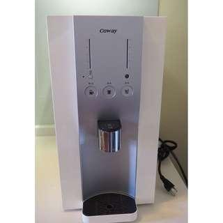 Coway 冷. 熱, 冰功能桌上型飲水機