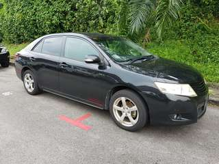 Cheapest Long Term Rental Toyota Allion 1.5A