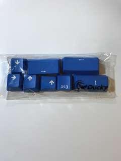 [BNIP] Ducky Blue Keycaps