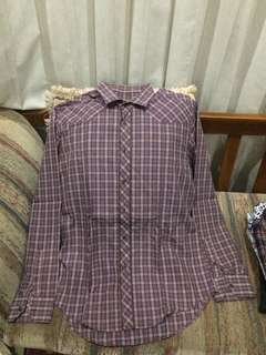 Zara Man Checkered Shirt
