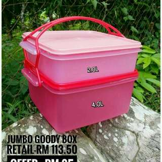 Tupperware Lelong