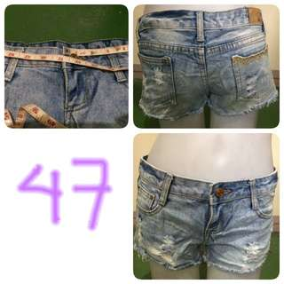 Denim Short 47