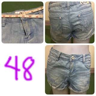 Denim Short 48