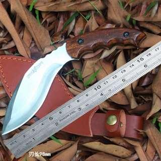 Super Sharp Camping Survival Knife 高锋野营求生刀#459
