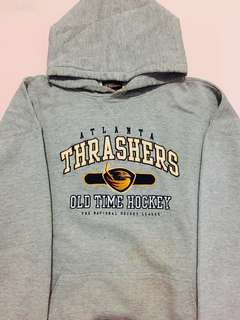 Jaket Hoodie Old Time Hockey Atlanta Thrasher