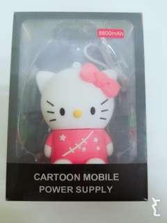 Hello Kitty 充電寶
