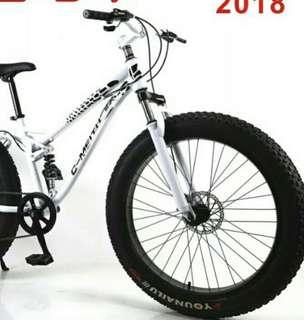 """Fat Bike double susensions 26"""""""