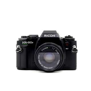 Ricoh KR 30 Film SLR Camera