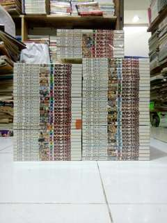 Komik One Piece 1-70