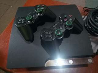Sony PS3 500gb with 26 injected games