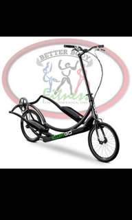 Elliptigo bicycle