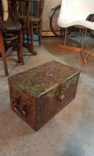 Antique Treasure Chest