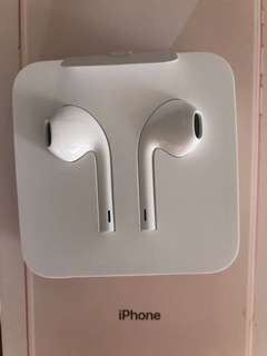 Apple earphone 正版