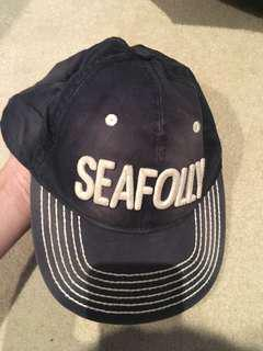 Seafolly distressed hat