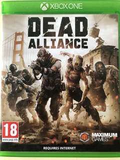 Dead alliance Xbox game