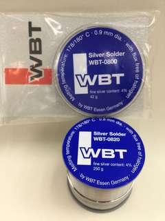 WBT 焊錫鐵/焊料