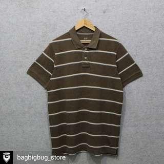 UNIQLO Stripe Poloshirt -Size: XL