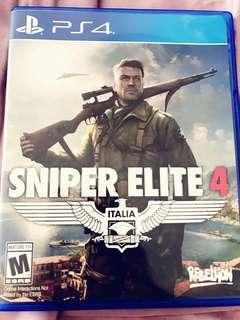 Sniper Elite 4 PS4 Game