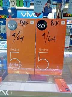 Xiaomi Redmi 5 Plus Ram 4 Bisa Kredit
