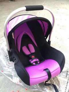 Baby Portable Car Seat - PURPLE