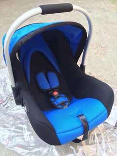 Baby Portable Car Seat - BLUE