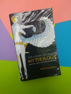 The Classic Best Seller Mythology Book