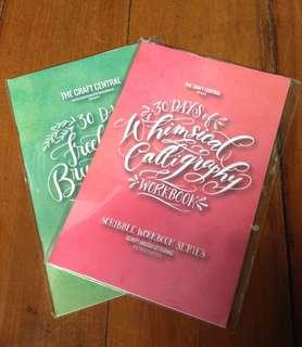Calligraphy Workbooks