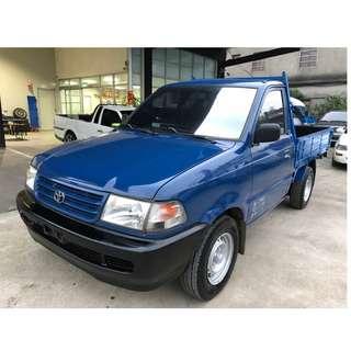 2001年~ TOYOTA 豐田 ~ Zace 瑞獅 1.8L 手排貨車~ 藍