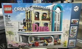 10260 Downtown Diner