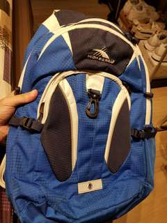 Authentic High Sierra Backpack